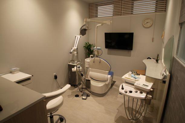 最新設備の手術室