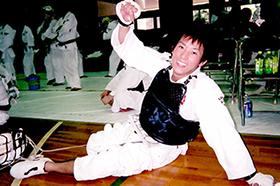 日本拳法部時代 写真